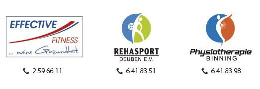 Rehasport - Kontakt